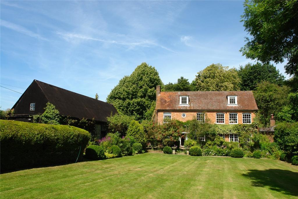 6 Bedrooms Detached House for sale in Mill Lane, Sherfield English, Romsey, Hampshire