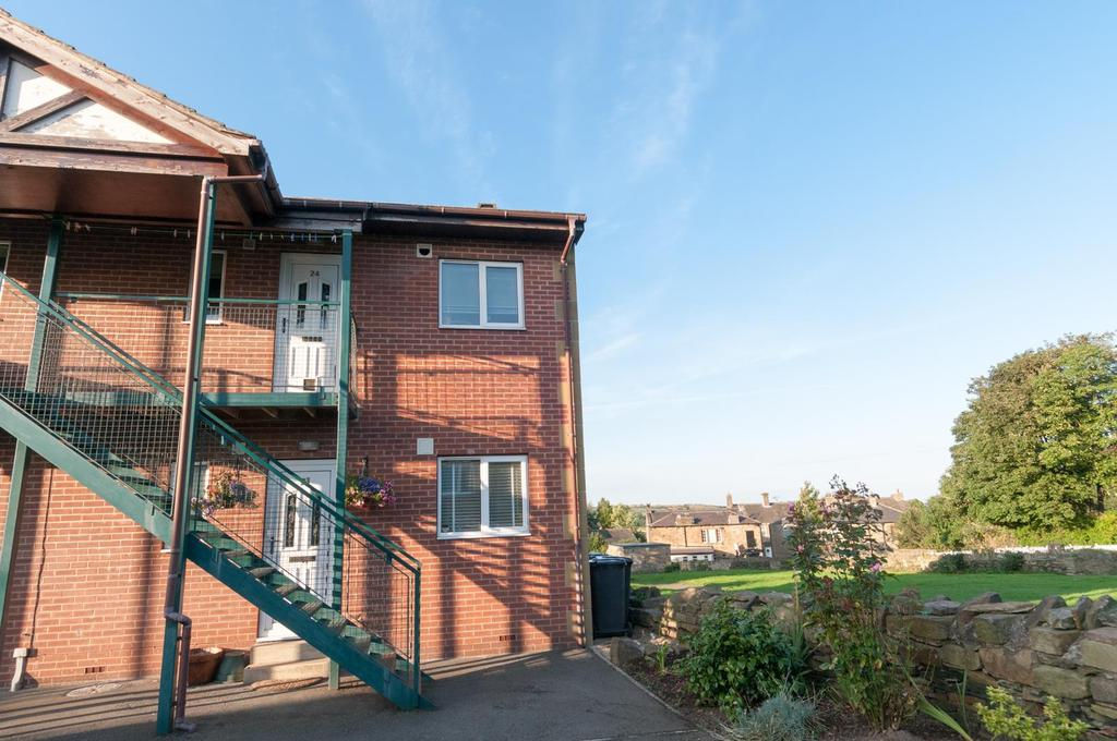 1 Bedroom Apartment Flat for sale in Tallow Mews, Skelmanthorpe, Huddersfield, HD8 9FG