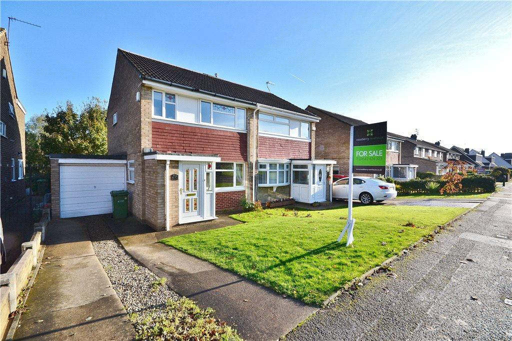 3 Bedrooms Semi Detached House for sale in Rook Lane, Norton, Stockton On Tees