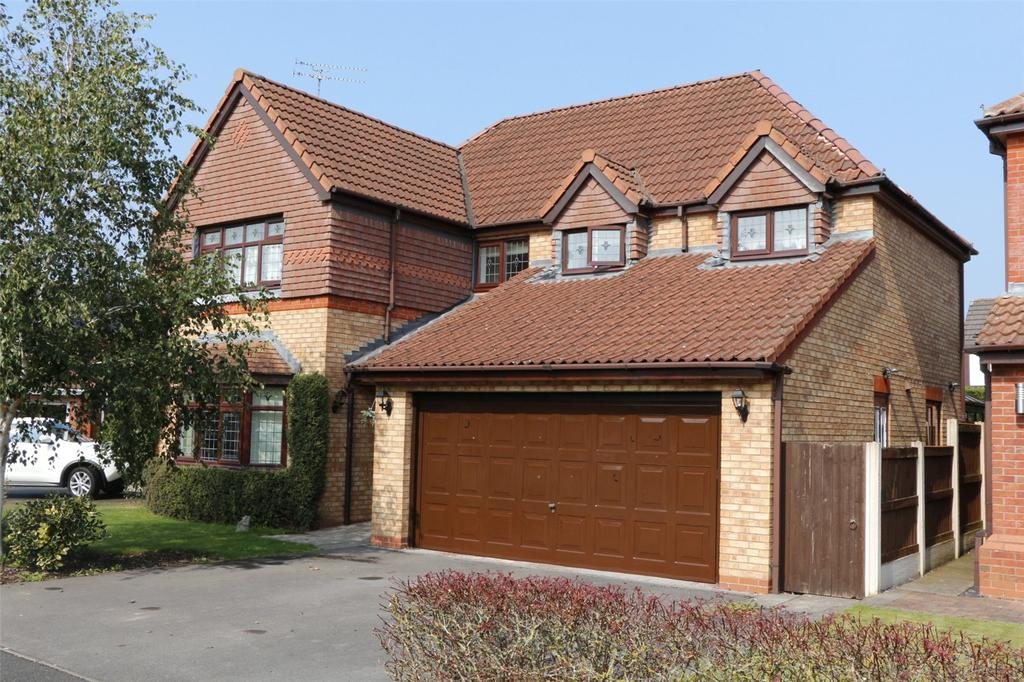4 Bedrooms Detached House for sale in Thornhurst Drive, The Fairways, Wrexham, LL13