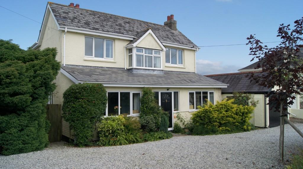 4 Bedrooms Detached House for sale in Bere Ferrers