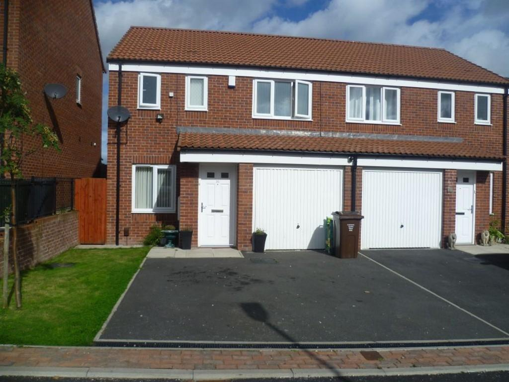 3 Bedrooms Semi Detached House for sale in Allerton View, Thornton