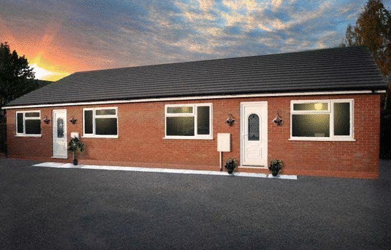 2 Bedrooms Bungalow for sale in Davy Lamp Close, Bedworth