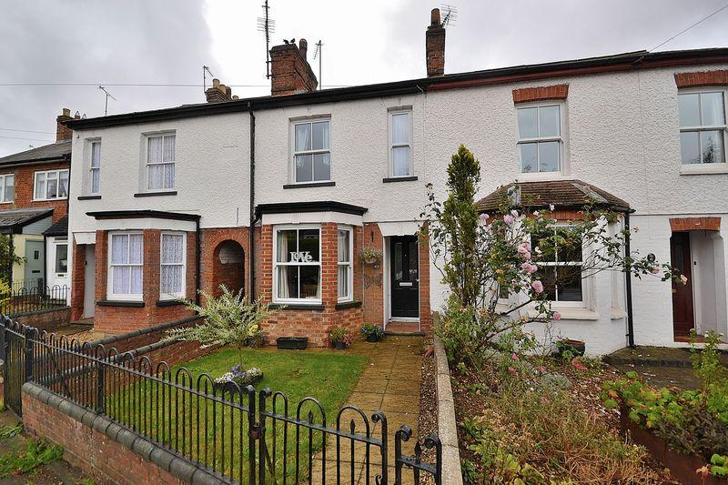 2 Bedrooms Terraced House for sale in Stewkley Road, Wing