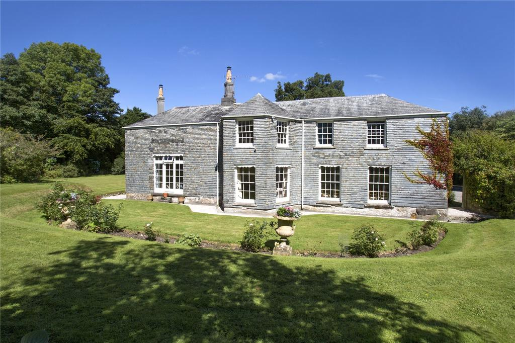 7 Bedrooms Detached House for sale in Lanhydrock, Bodmin, Cornwall, PL30