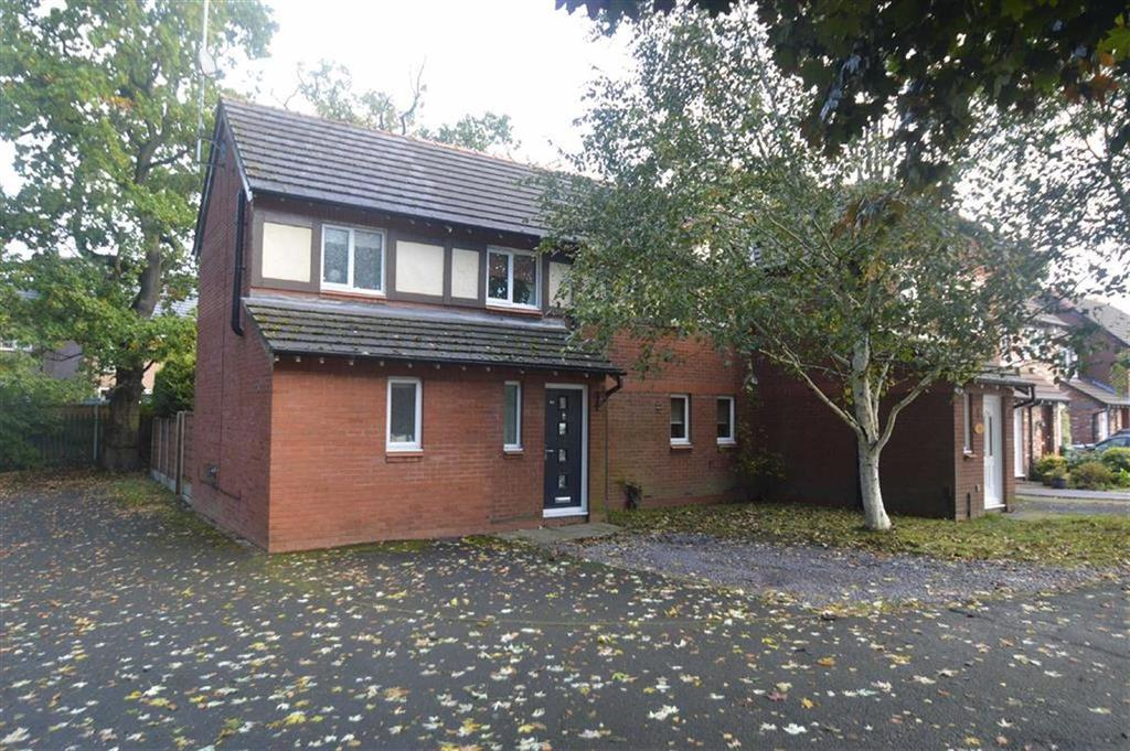 3 Bedrooms Semi Detached House for sale in Home Farm Avenue, Macclesfield