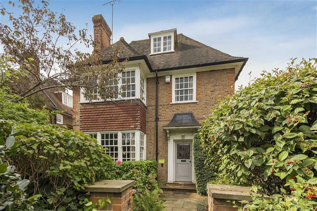 6 Bedrooms House for sale in Heathgate, Hampstead Garden Suburb, London, NW11