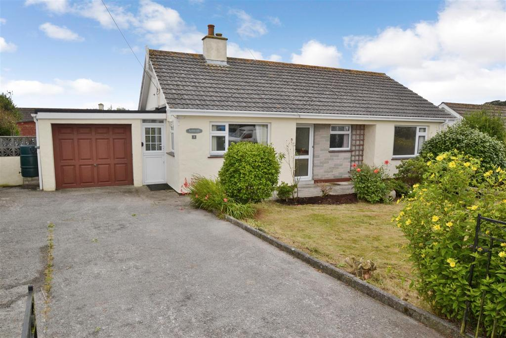 3 Bedrooms Detached Bungalow for sale in Bowling Green, Constantine, Falmouth