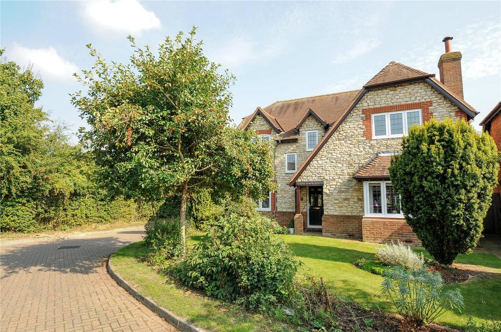 5 Bedrooms Detached House for sale in Ickford, Aylesbury, Buckinghamshire