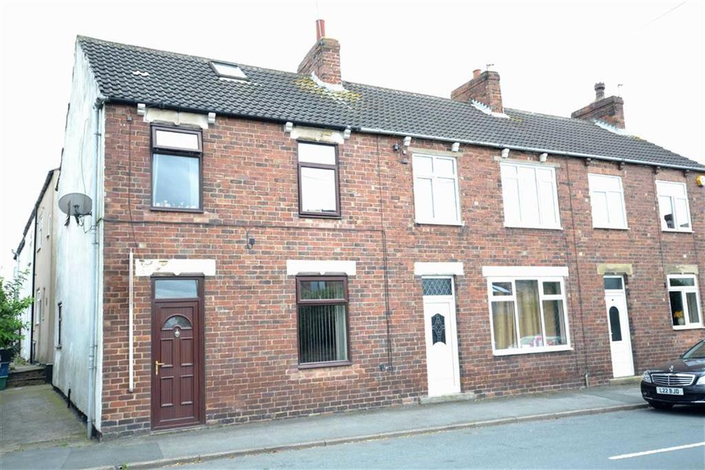 3 Bedrooms Terraced House for sale in Chapel Yard, Fairburn, Knottingley, WF11