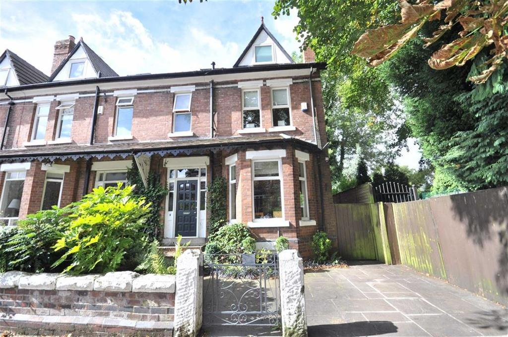 5 Bedrooms Semi Detached House for sale in Burton Avenue, Didsbury, Manchester, M20