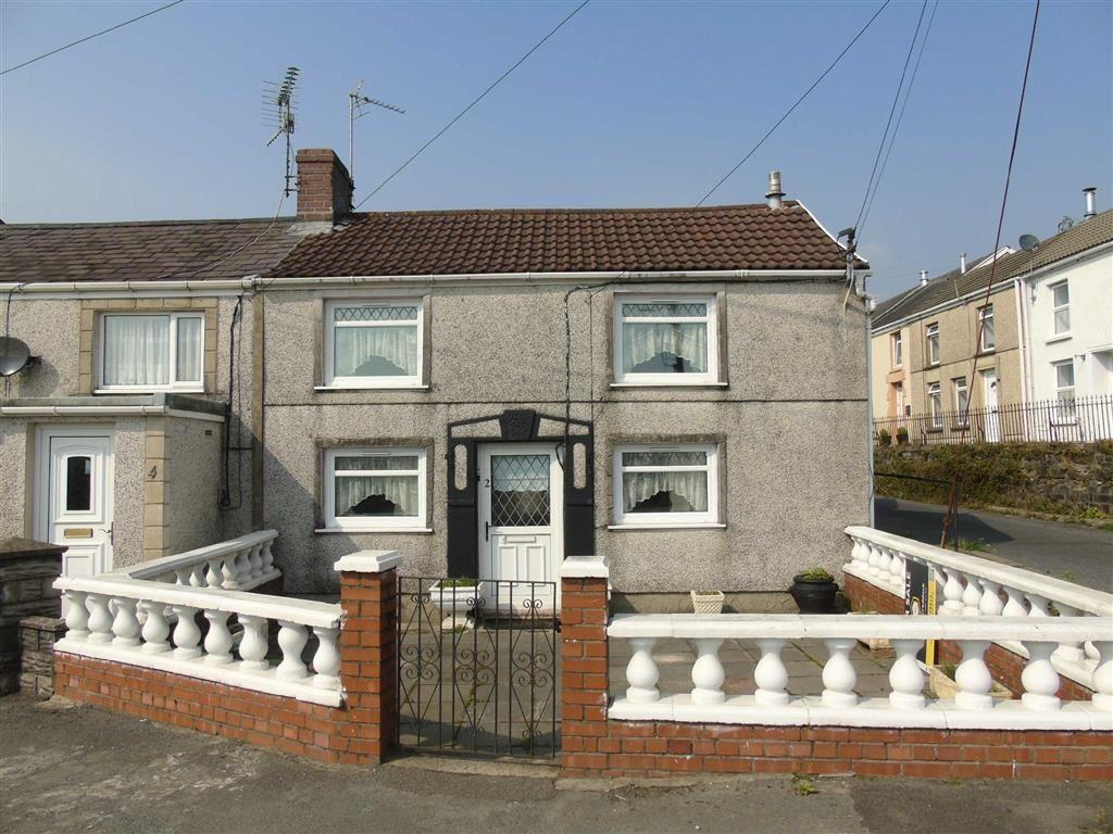 2 Bedrooms Semi Detached House for sale in Cilsaig Road, Dafen, Llanelli