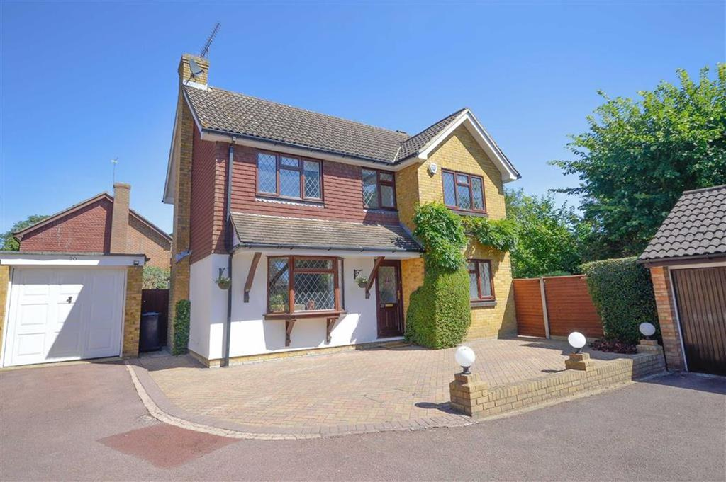 4 Bedrooms Detached House for sale in Amberley Green, Ware, Hertfordshire, SG12