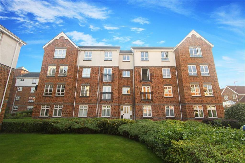 3 Bedrooms Flat for sale in Beachborough Close, North Shields