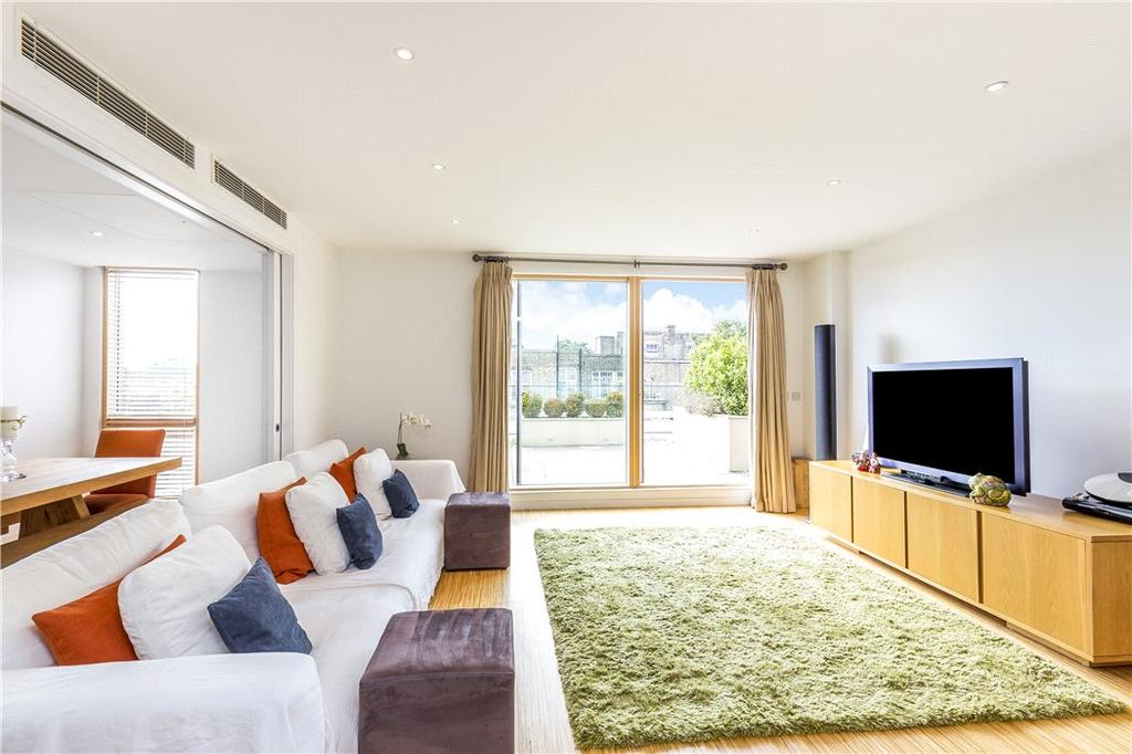2 Bedrooms Penthouse Flat for sale in Wingate Square, Clapham Old Town, London, SW4