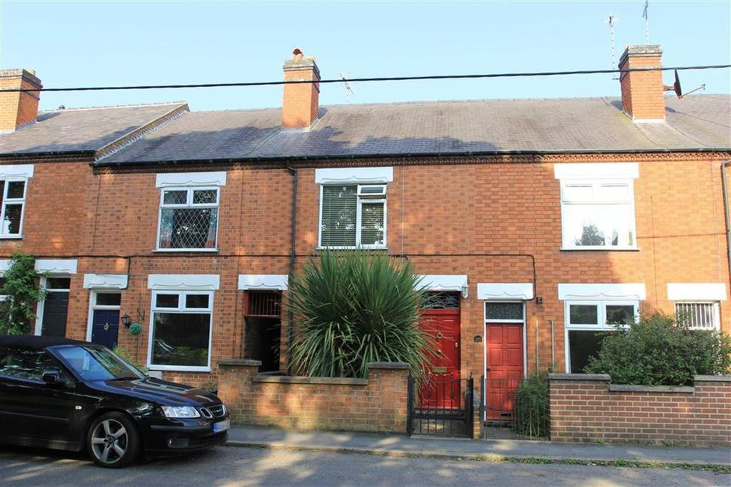 2 Bedrooms Terraced House for sale in Main Street, Thornton, Leicestershire