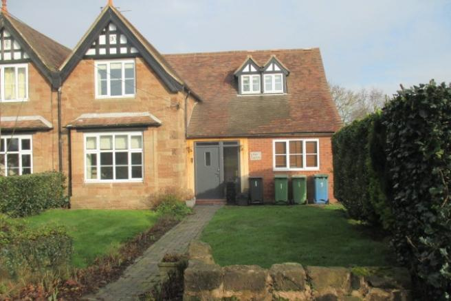 3 Bedrooms Semi Detached House for sale in 1 High Heath, Hinstock, Market Drayton, Shropshire, TF9 2ST