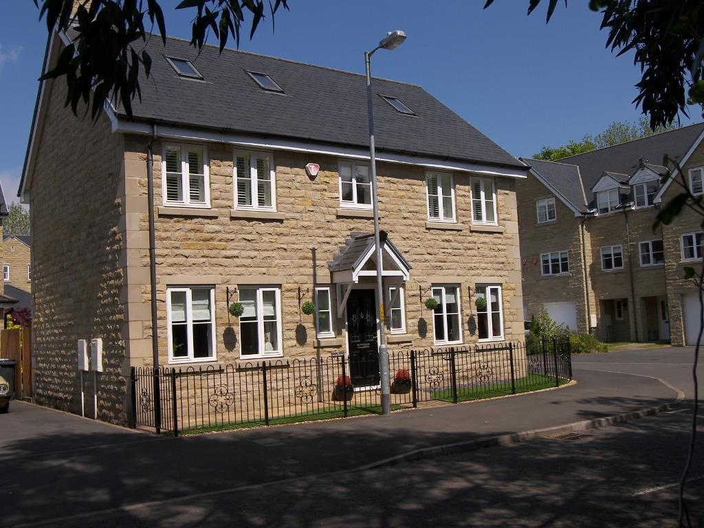 5 Bedrooms Detached House for sale in Southgate Mews, Morpeth