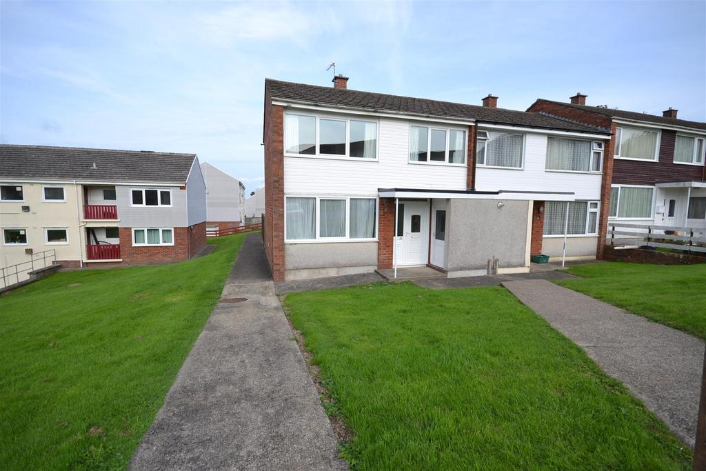 3 Bedrooms End Of Terrace House for sale in Haverfordwest