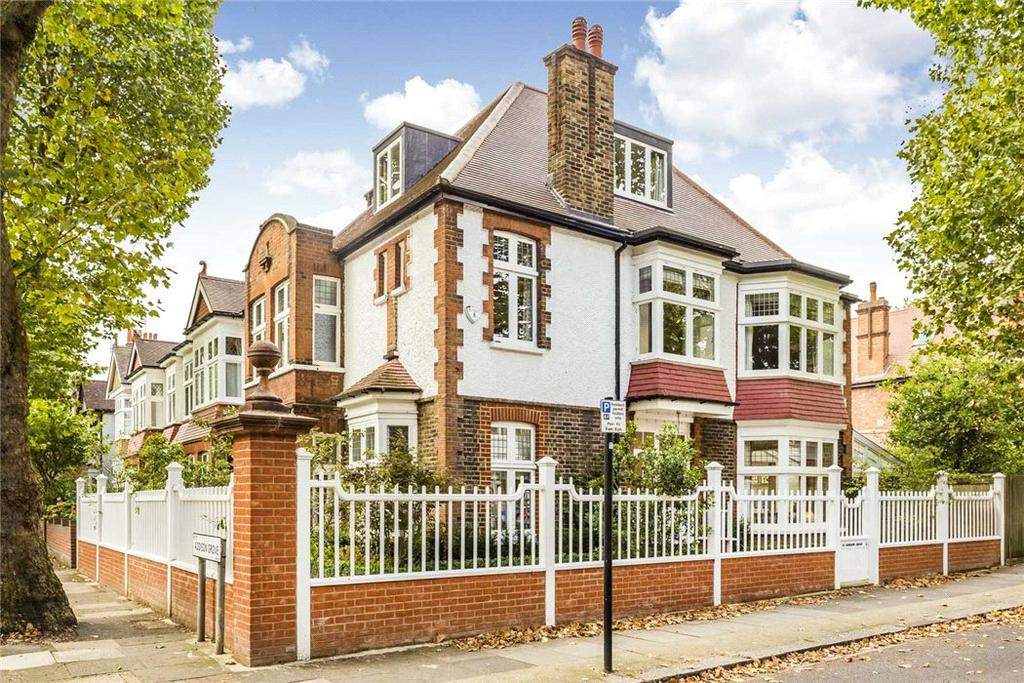 5 Bedrooms Detached House for sale in Addison Grove, Chiswick, London, W4