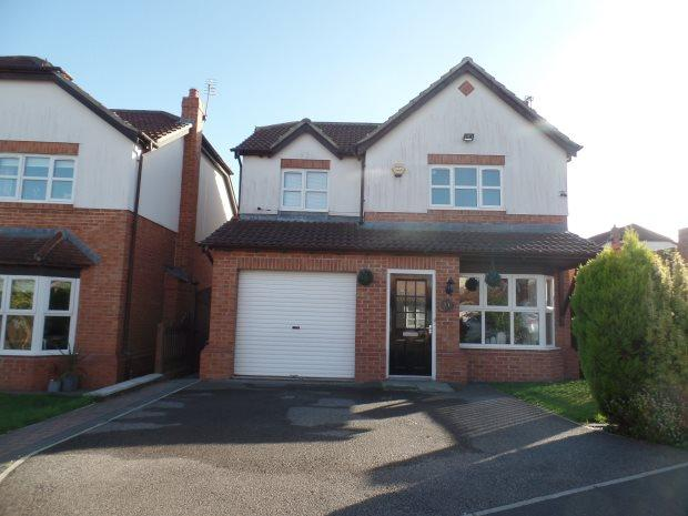 4 Bedrooms Detached House for sale in ARUNDEL WALK, WINGATE, PETERLEE AREA VILLAGES