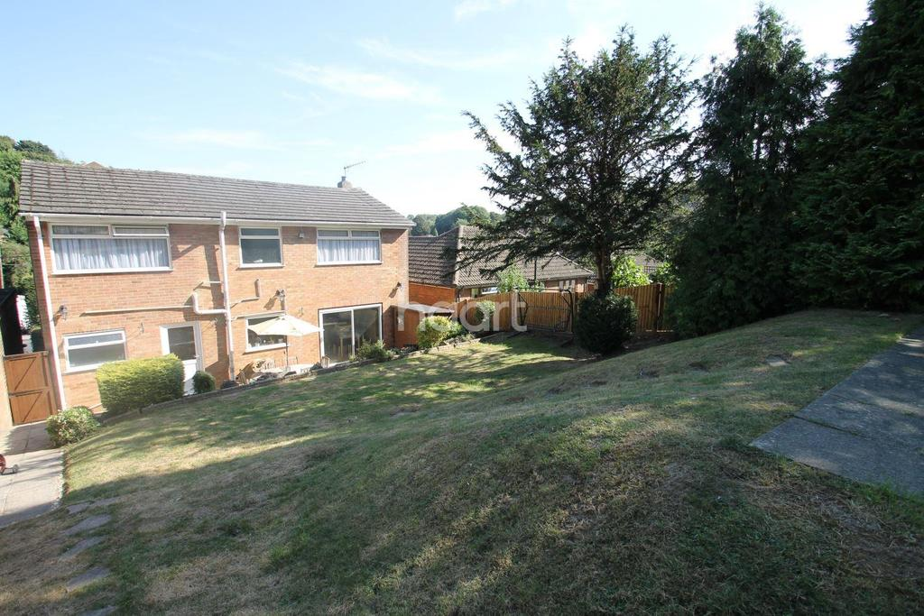5 Bedrooms Detached House for sale in Kings Road, Biggin Hill