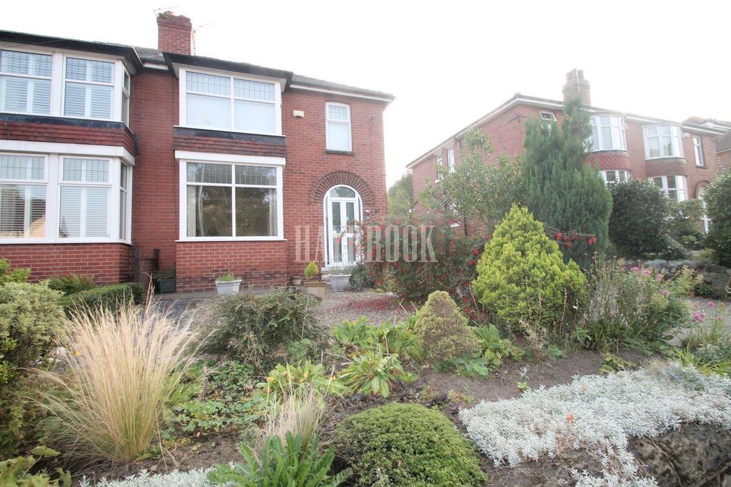3 Bedrooms Semi Detached House for sale in Wickersley Road, Broom