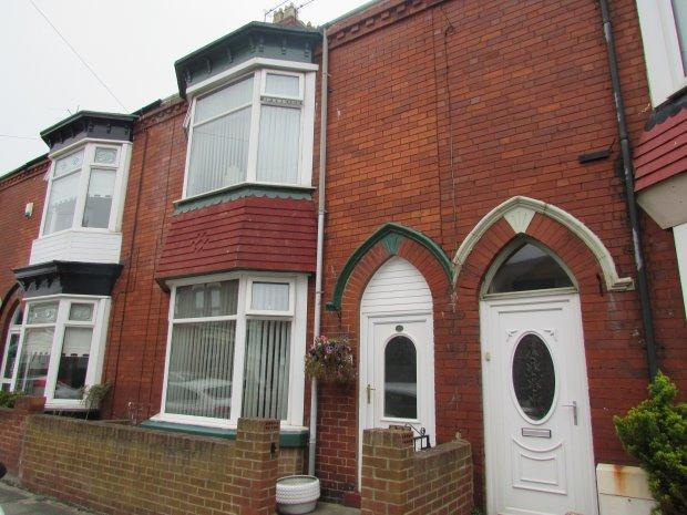 3 Bedrooms Terraced House for sale in LANSDOWNE ROAD, PARK ROAD, HARTLEPOOL