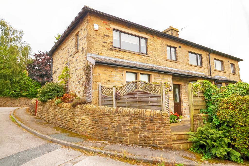 4 Bedrooms Semi Detached House for sale in Holly House, 4 College Road, Bradley,