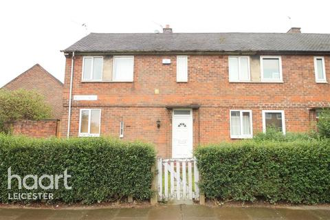 3 bedroom semi-detached house to rent - Blissett Road, Leicester