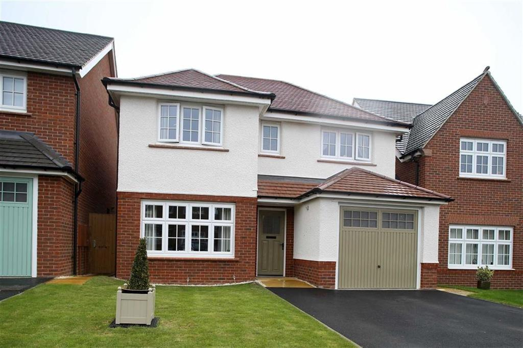 4 Bedrooms Detached House for sale in Jubilee Way, Countesthorpe, Leicestershire