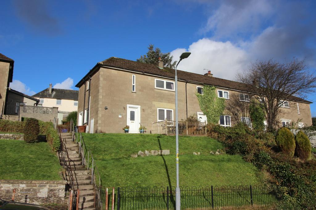 3 Bedrooms Terraced House for sale in 34 Dalgleish Avenue, Duntocher, G81 6DU