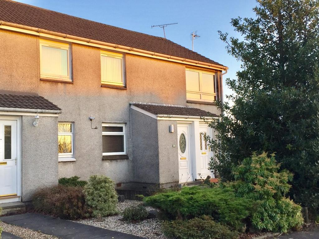 2 Bedrooms Flat for sale in Brookfield Place, Alva, Stirling, FK12 5AB