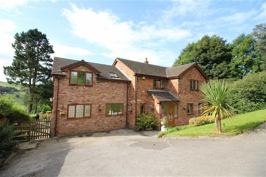 6 Bedrooms Detached House for sale in Start Lane, Whaley Bridge, High Peak, Derbyshire