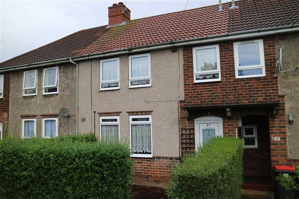 3 Bedrooms Town House for sale in Brown Crescent, Sutton In Ashfield, Notts, NG17