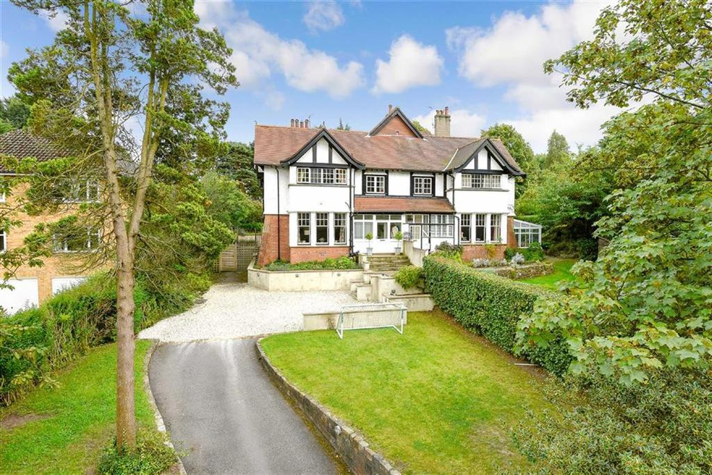5 Bedrooms Semi Detached House for sale in Kent Road, Harrogate, North Yorkshire