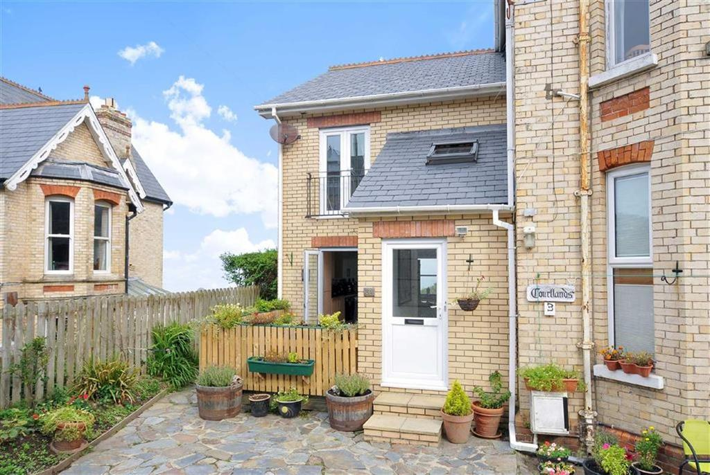 2 Bedrooms Semi Detached House for sale in Chambercombe Park Road, Ilfracombe, Ilfracombe, Devon, EX34