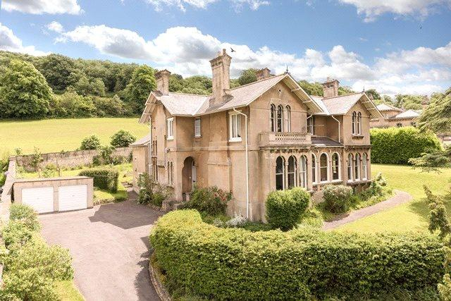 6 Bedrooms Detached House for sale in Cleveland Walk, Bath, BA2