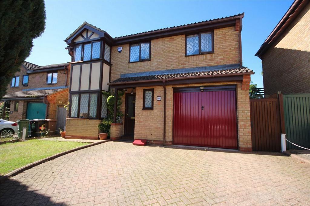 4 Bedrooms Detached House for sale in Launton Close, BARTON HILLS