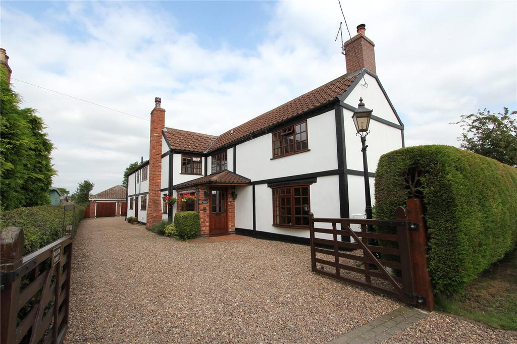 4 Bedrooms Detached House for sale in Normanton-on-Trent, Newark, Nottinghamshire