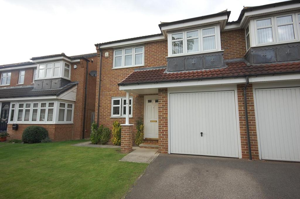 3 Bedrooms Semi Detached House for sale in Swalwell