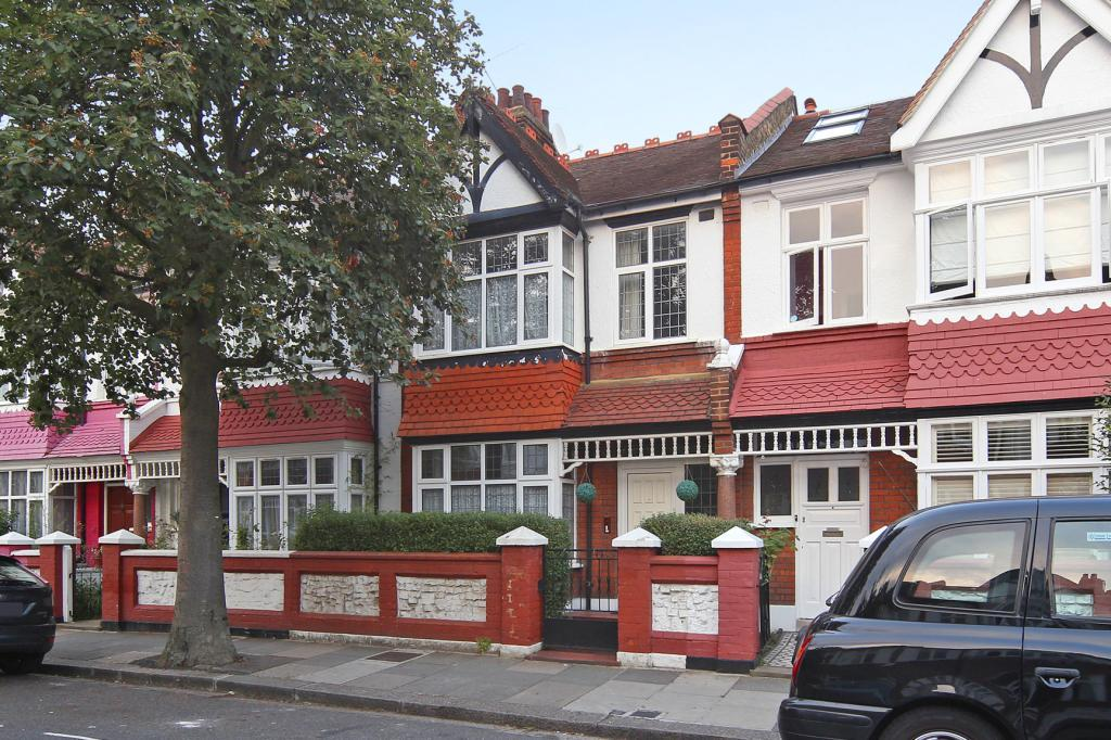 3 Bedrooms Terraced House for sale in Colwith Road, Fulham, London, W6