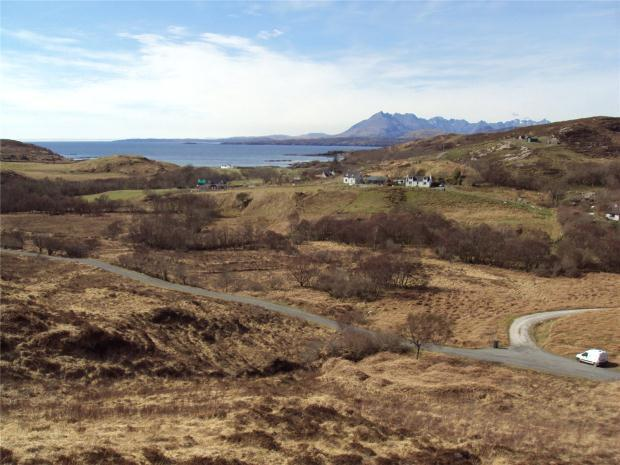 Land Commercial for sale in Croft 1 - Gillean, Tarskavaig, Isle of Skye, Highland