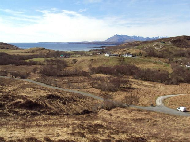 Land Commercial for sale in Croft 3 - Gillean, Tarskavaig, Isle of Skye, Highland
