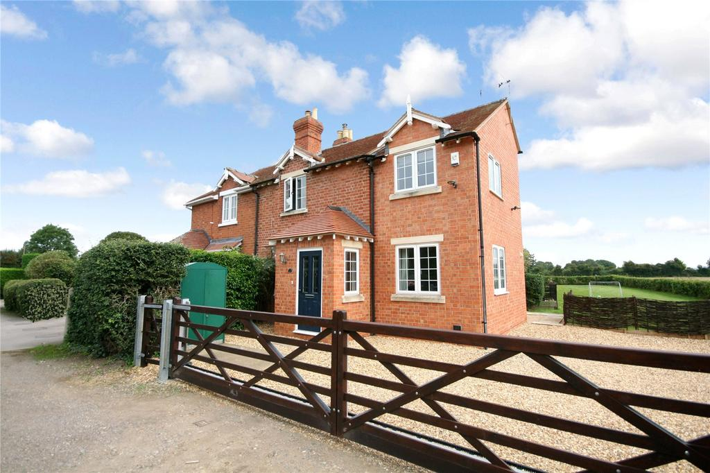 4 Bedrooms Cottage House for sale in Brookfield Cottages, Brook Lane, Down Hatherley, GL2