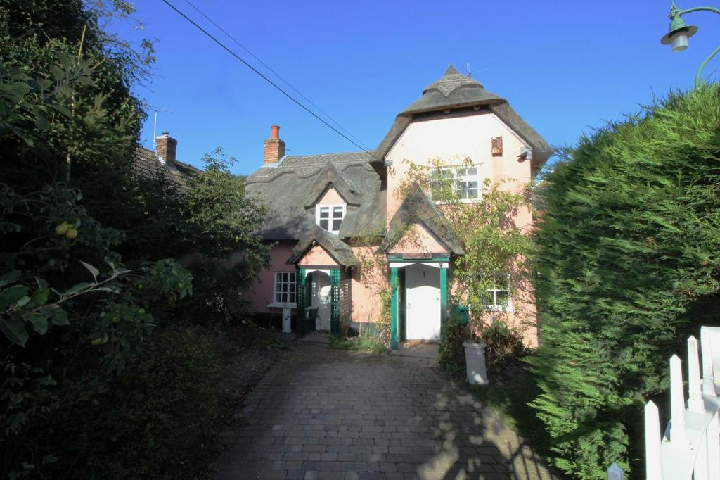2 Bedrooms Cottage House for sale in New Cut, Layer-De-La-Haye, Colchester, Essex, CO2