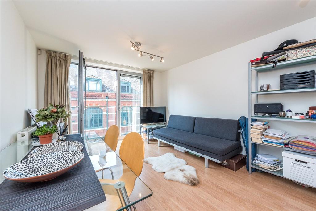 1 Bedroom Flat for sale in Wheler Street, Spitalfields, Shoreditch, London, E1