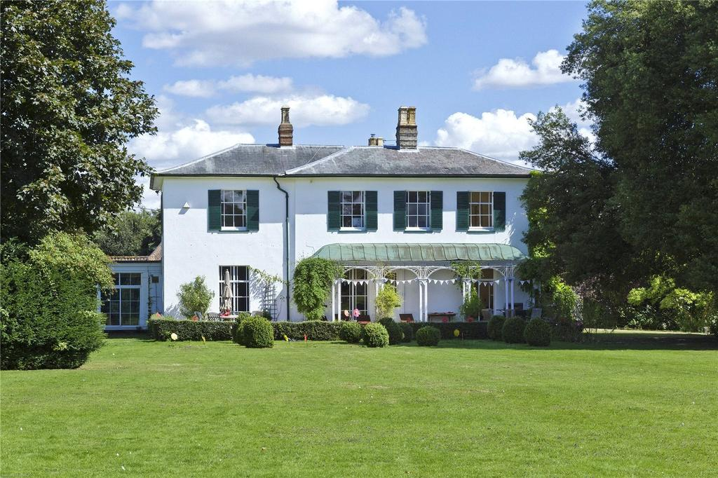 6 Bedrooms Detached House for sale in Mulbarton, Norwich, Norfolk, NR14