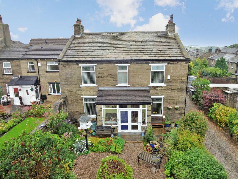 6 Bedrooms Terraced House for sale in Allerton Road, Allerton, Bradford, BD15 7DY