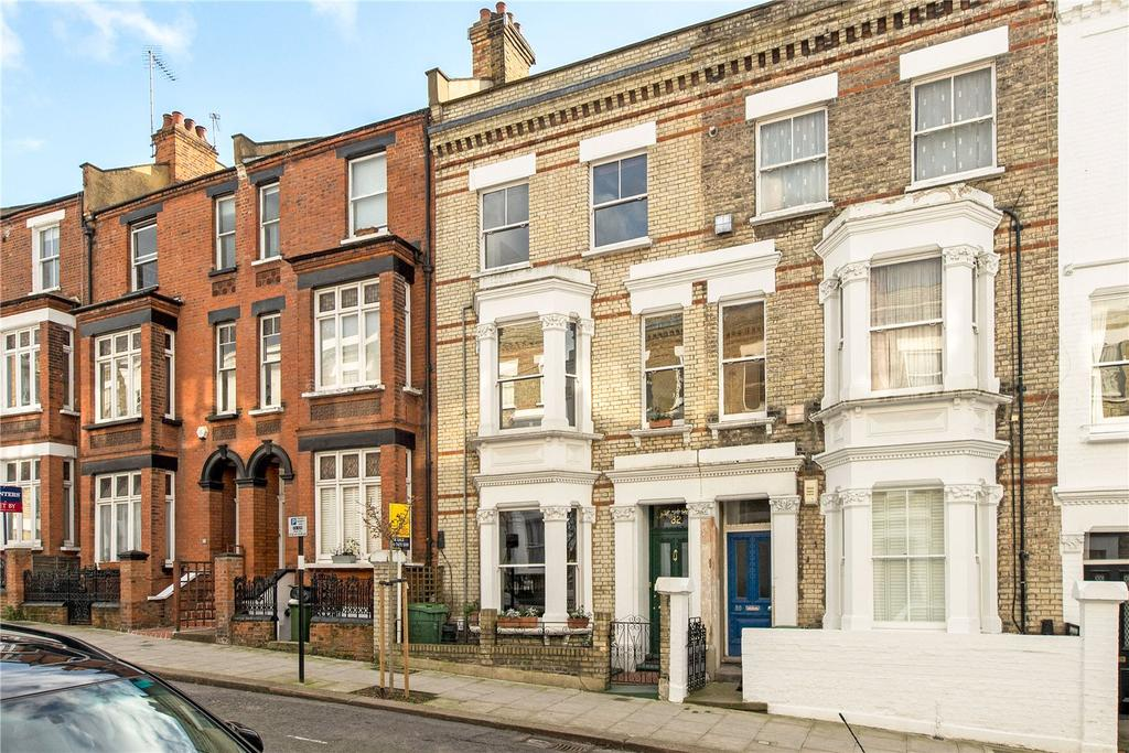 5 Bedrooms Terraced House for sale in Messina Avenue, London, NW6